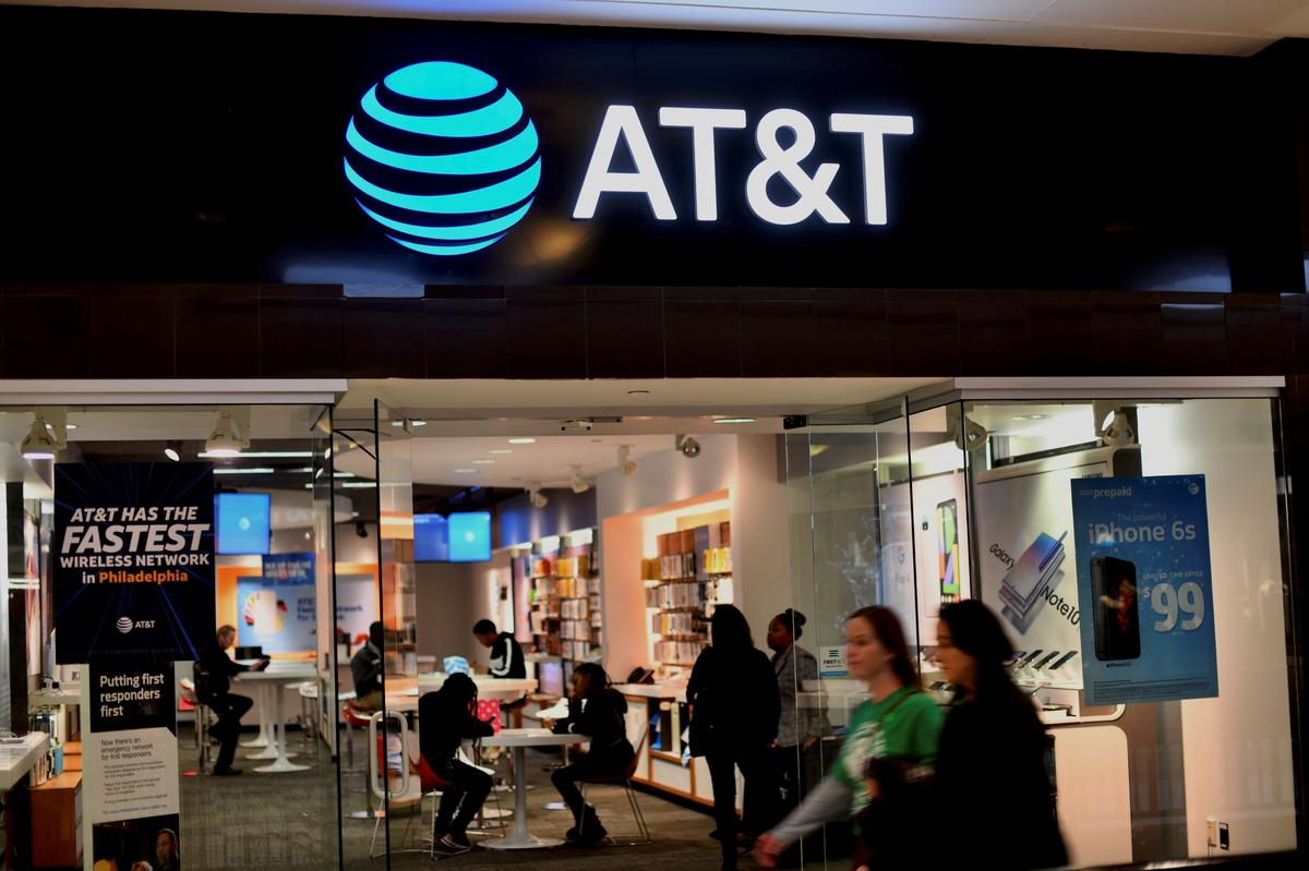 , AT&T revenue falls short ahead of HBO Max launch – Source Reuters Tech News, iBSC Technologies - learning management services, LMS, Wordpress, CMS, Moodle, IT, Email, Web Hosting, Cloud Server,Cloud Computing