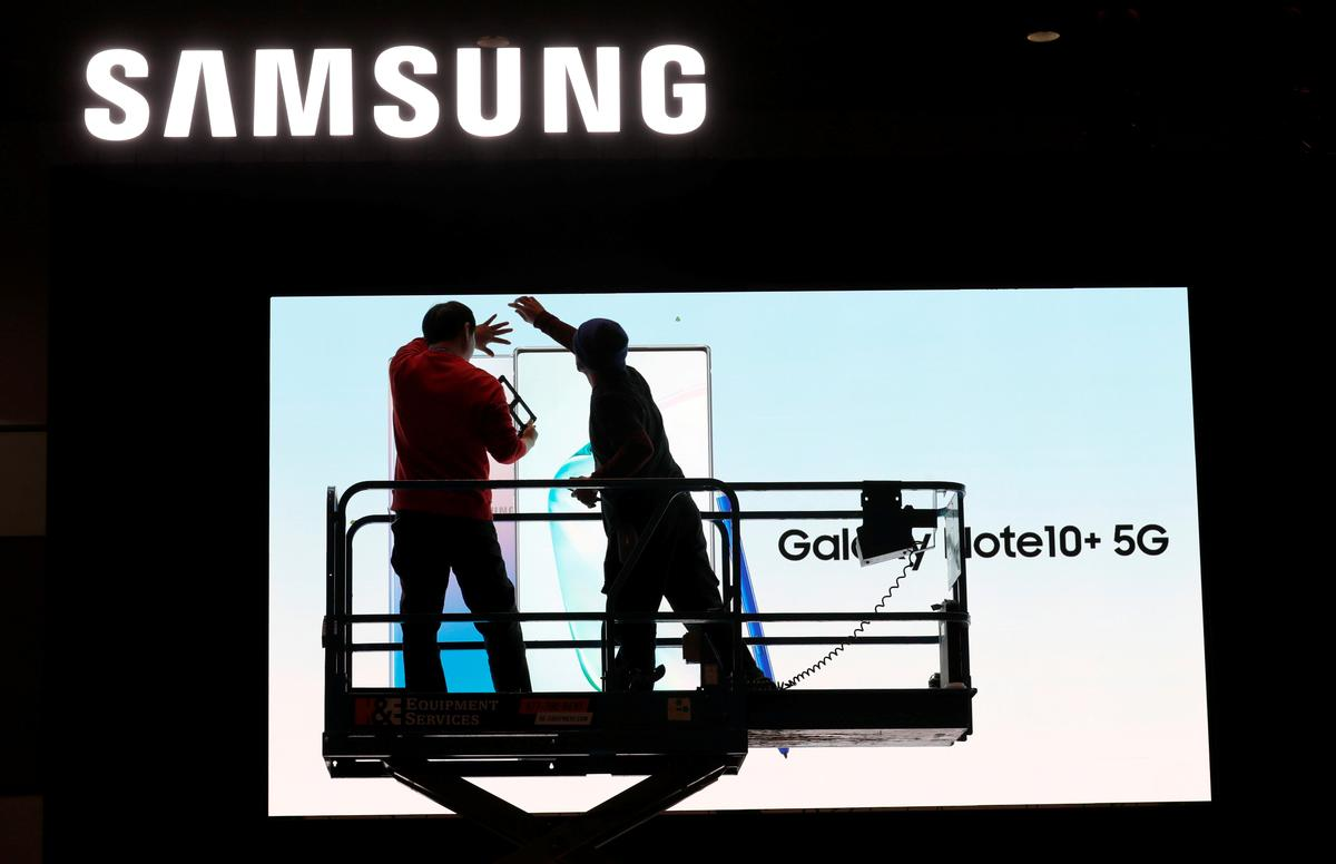 , After dismal 2019, Samsung pins modest recovery hopes on chip market pick-up – Source Reuters Tech News, iBSC Technologies - learning management services, LMS, Wordpress, CMS, Moodle, IT, Email, Web Hosting, Cloud Server,Cloud Computing