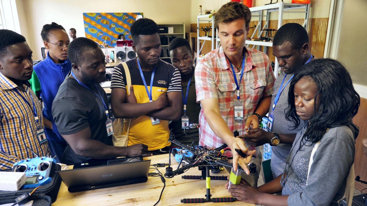 , Tech heaven: Drone academy students help map out Africa's future – Source Reuters Tech News, iBSC Technologies - learning management services, LMS, Wordpress, CMS, Moodle, IT, Email, Web Hosting, Cloud Server,Cloud Computing