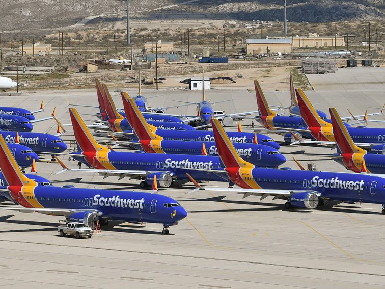 , Boeing says 737 Max will stay grounded until mid-2020 – Source CNET Tech, iBSC Technologies - learning management services, LMS, Wordpress, CMS, Moodle, IT, Email, Web Hosting, Cloud Server,Cloud Computing