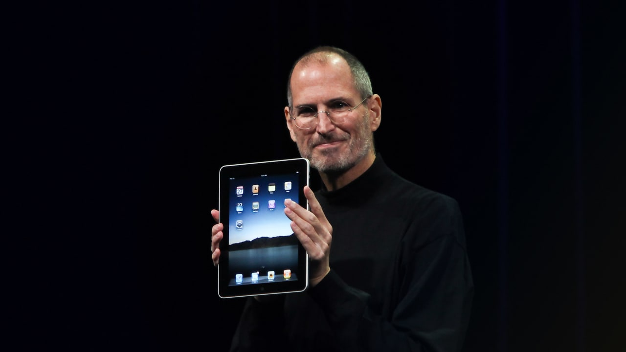 , Apple's 2010 iPad launch, the last great Steve Jobs keynote – Source fastcompany.com, iBSC Technologies - learning management services, LMS, Wordpress, CMS, Moodle, IT, Email, Web Hosting, Cloud Server,Cloud Computing