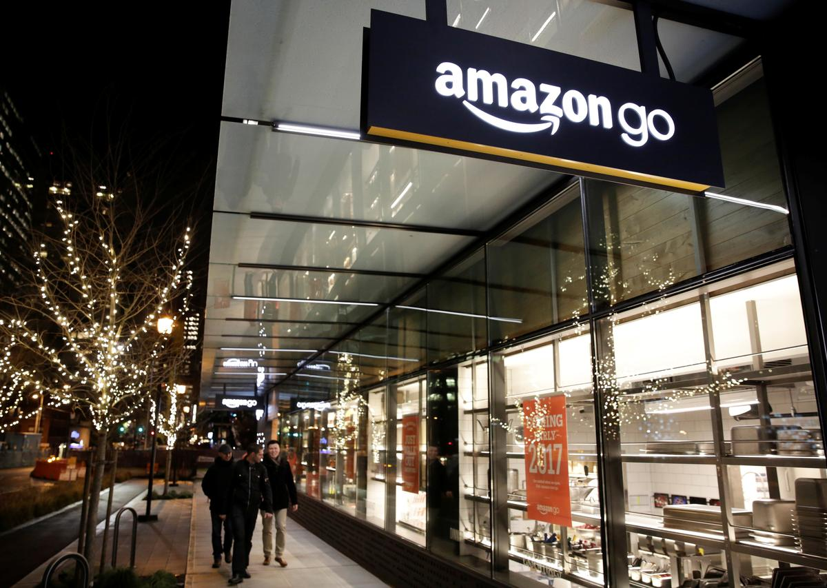 , Amazon expands physical footprint with bigger cashier-less grocery shop – Source Reuters Tech News, iBSC Technologies - learning management services, LMS, Wordpress, CMS, Moodle, IT, Email, Web Hosting, Cloud Server,Cloud Computing
