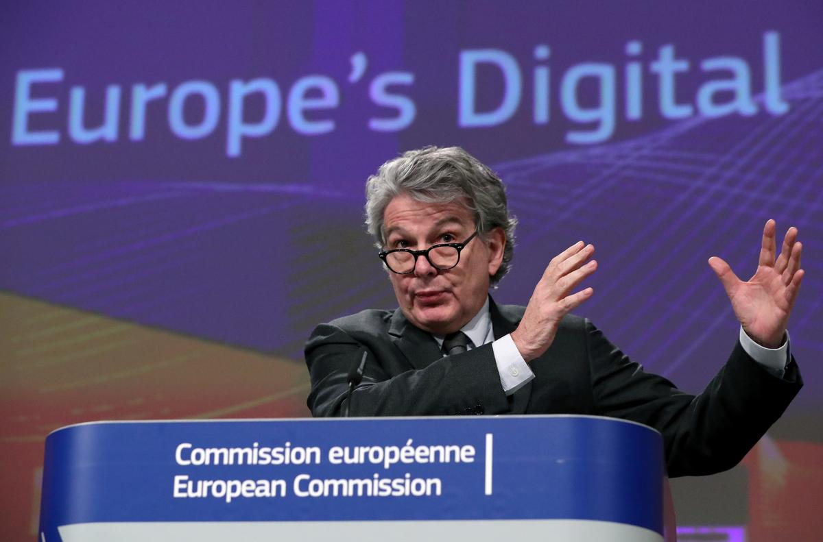, EU bets on industrial data, new rules to catch up in global tech – Source Reuters Tech News, iBSC Technologies - learning management services, LMS, Wordpress, CMS, Moodle, IT, Email, Web Hosting, Cloud Server,Cloud Computing