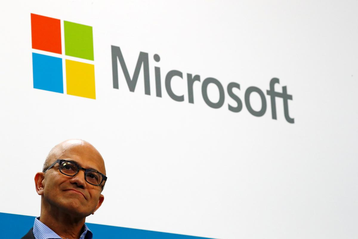 , Microsoft boss Nadella to visit India later this month: sources – Source Reuters Tech News, iBSC Technologies - learning management services, LMS, Wordpress, CMS, Moodle, IT, Email, Web Hosting, Cloud Server,Cloud Computing