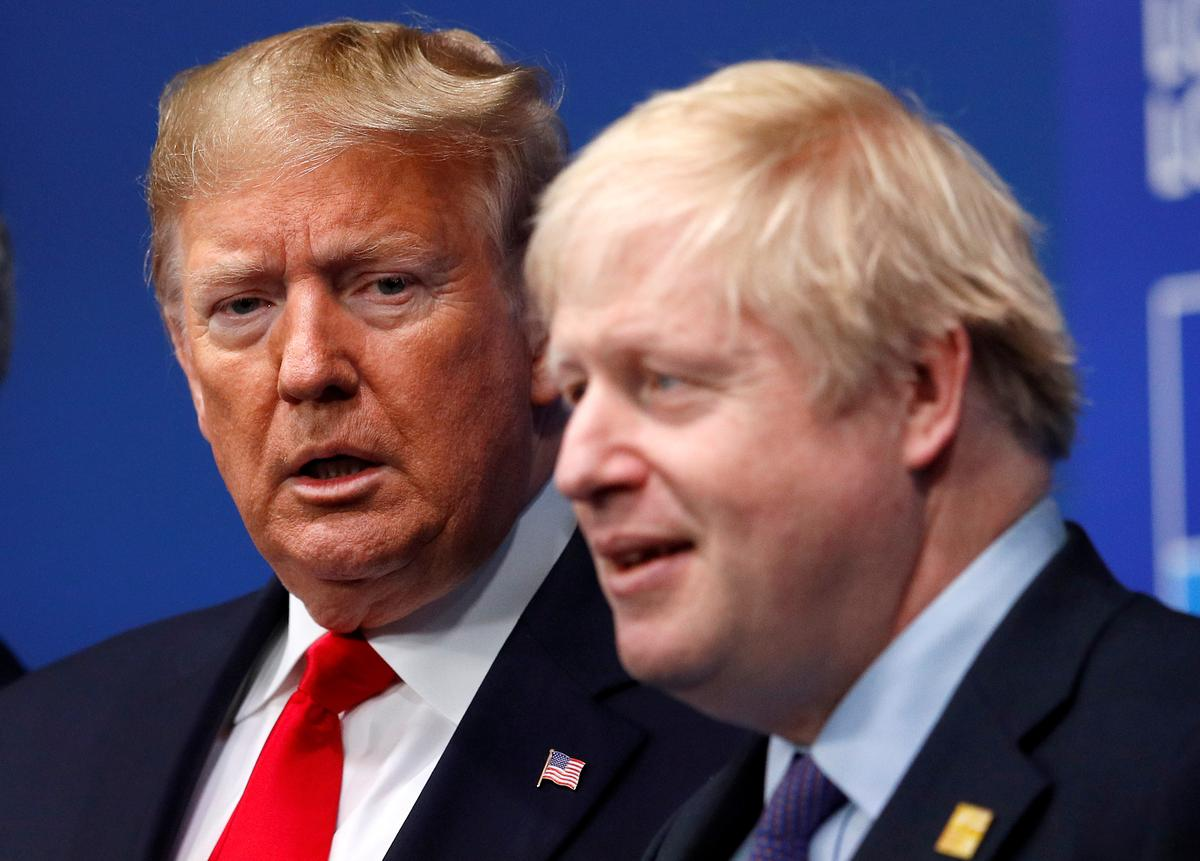 , Trump 'apoplectic' with UK's Johnson over Huawei decision: FT – Source Reuters Tech News, iBSC Technologies - learning management services, LMS, Wordpress, CMS, Moodle, IT, Email, Web Hosting, Cloud Server,Cloud Computing