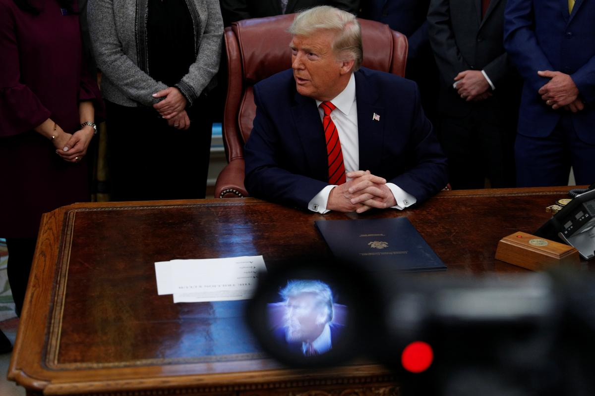 , Trump signs order to test U.S. infrastructure's vulnerability to GPS outage – Source Reuters Tech News, iBSC Technologies - learning management services, LMS, Wordpress, CMS, Moodle, IT, Email, Web Hosting, Cloud Server,Cloud Computing