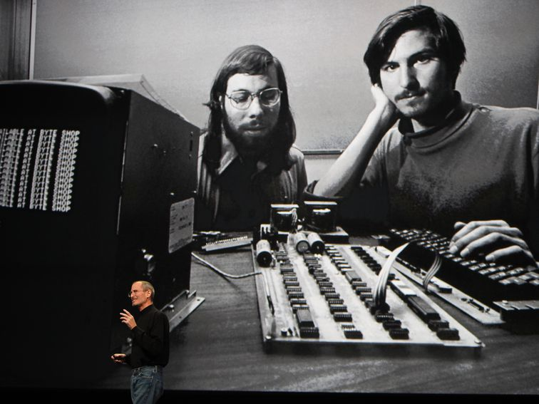 , Steve Jobs' personality changed after Apple's success, Wozniak says – Source CNET Tech, iBSC Technologies - learning management services, LMS, Wordpress, CMS, Moodle, IT, Email, Web Hosting, Cloud Server,Cloud Computing