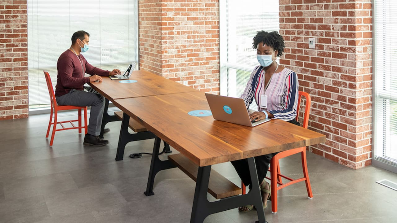 , The secret to a vibrant workplace? Good design. – Source fastcompany.com, iBSC Technologies - learning management services, LMS, Wordpress, CMS, Moodle, IT, Email, Web Hosting, Cloud Server,Cloud Computing