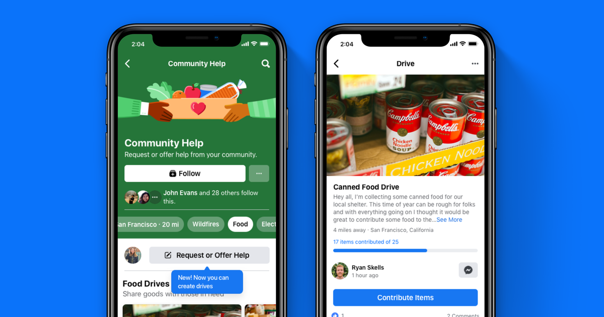 , Facebook aims to spur more holiday giving with new tool – Source CNET Tech, iBSC Technologies - learning management services, LMS, Wordpress, CMS, Moodle, IT, Email, Web Hosting, Cloud Server,Cloud Computing