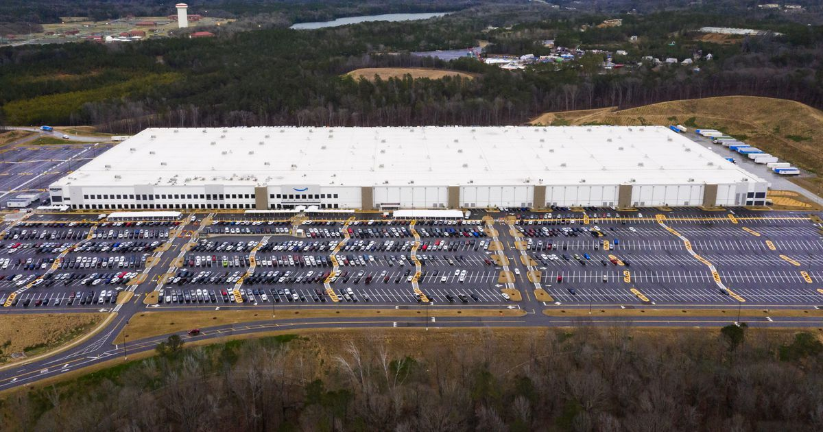 , Amazon's union vote: What the election at an Alabama warehouse could mean – Source CNET Tech, iBSC Technologies - learning management services, LMS, Wordpress, CMS, Moodle, IT, Email, Web Hosting, Cloud Server,Cloud Computing
