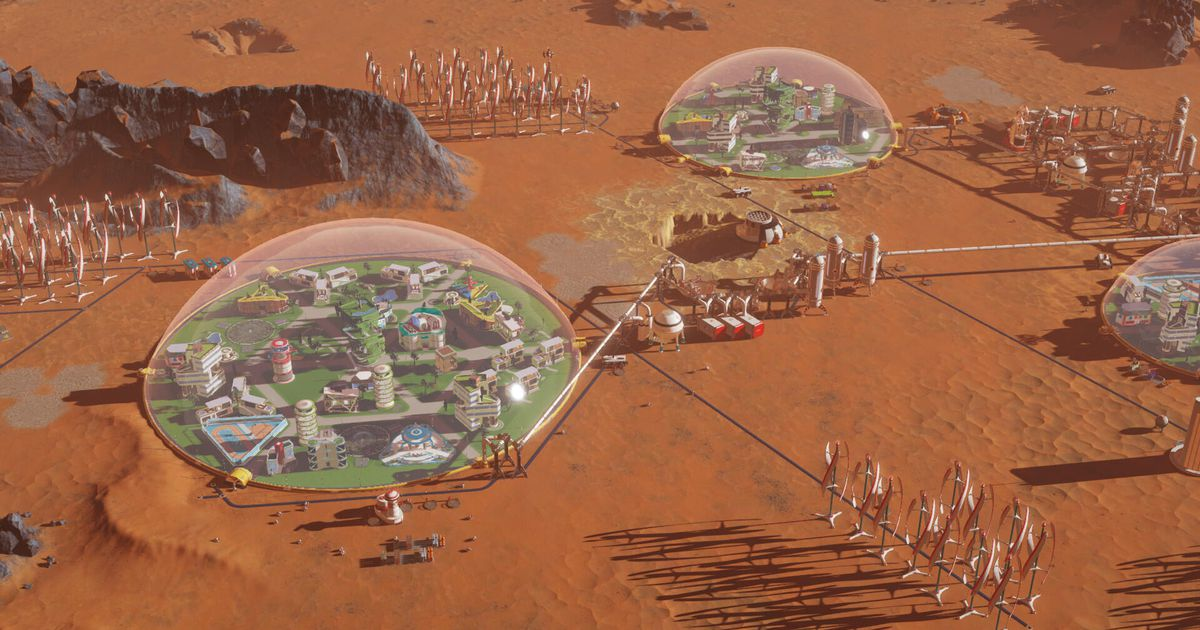 , Colonize the red planet before Elon Musk with Surviving Mars, this week's free game from Epic – Source CNET Computer News, iBSC Technologies - learning management services, LMS, Wordpress, CMS, Moodle, IT, Email, Web Hosting, Cloud Server,Cloud Computing