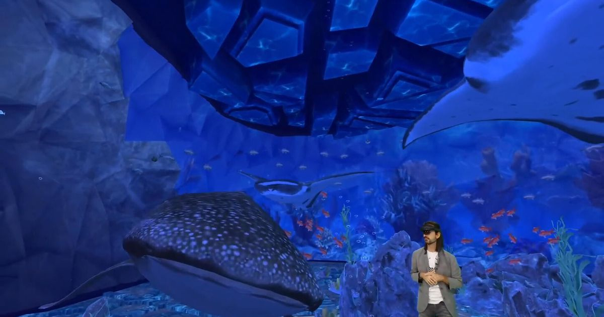 , Microsoft unveils Mesh, its new augmented reality platform – Video – Source CNET Tech, iBSC Technologies - learning management services, LMS, Wordpress, CMS, Moodle, IT, Email, Web Hosting, Cloud Server,Cloud Computing