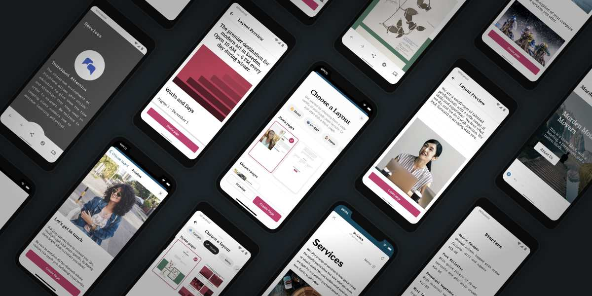 , Build a Beautiful Site in the WordPress Mobile Apps with Predesigned Page Layouts – The WordPress.com Blog – Source WordPress Blog News, iBSC Technologies - learning management services, LMS, Wordpress, CMS, Moodle, IT, Email, Web Hosting, Cloud Server,Cloud Computing