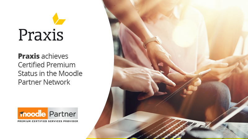 , Leading Danish learning company Praxis becomes Moodle Premium Certified Partner – Source Moodle Community News, iBSC Technologies - learning management services, LMS, Wordpress, CMS, Moodle, IT, Email, Web Hosting, Cloud Server,Cloud Computing