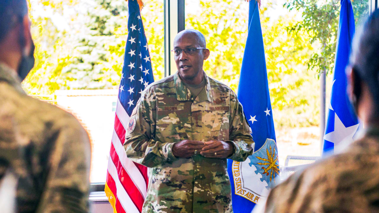 , General Charles Q. Brown Jr. on innovation and AI – Source fastcompany.com, iBSC Technologies - learning management services, LMS, Wordpress, CMS, Moodle, IT, Email, Web Hosting, Cloud Server,Cloud Computing