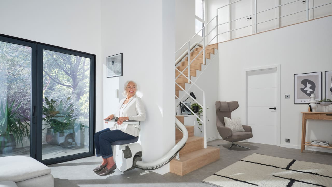 , This reimagined stairlift proves that accessible design can be beautif – Source fastcompany.com, iBSC Technologies - learning management services, LMS, Wordpress, CMS, Moodle, IT, Email, Web Hosting, Cloud Server,Cloud Computing