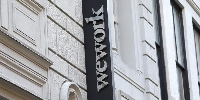 WeWork inks office space deal with SoftBank-backed Gympass: sources -